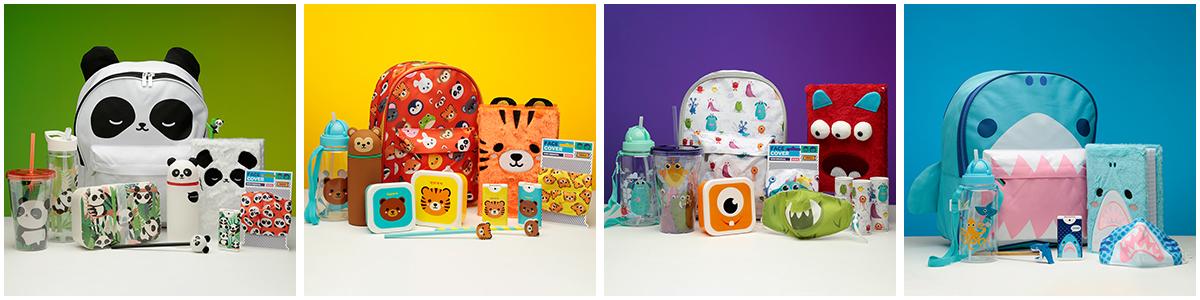 Zpátky do školy bezpečně a barevně: Které kolekce Vám doporučujeme?
