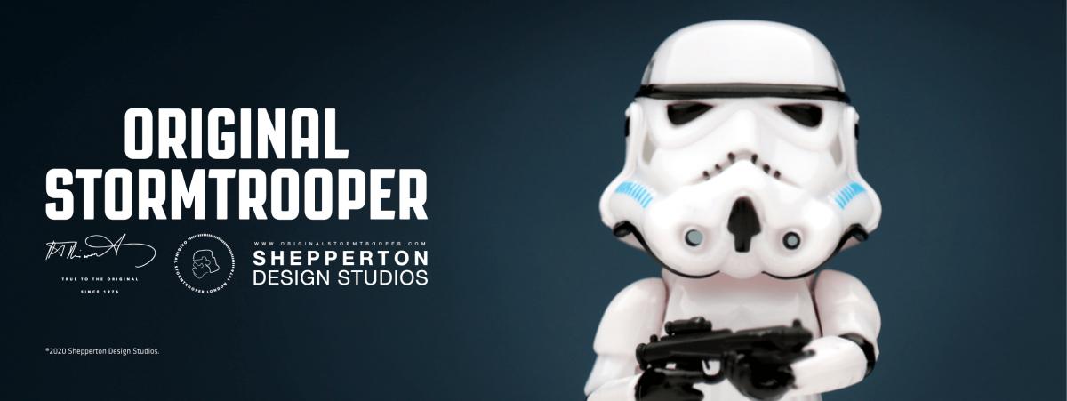 Originální Stormtrooper